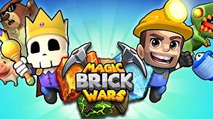 Magic Brick Wars è il nuovo titolo dei creatori di Fruit Nin