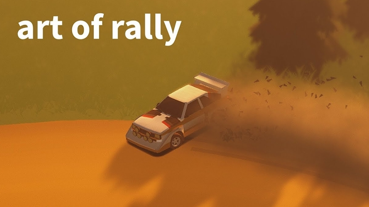 art of rally is rally done artfully