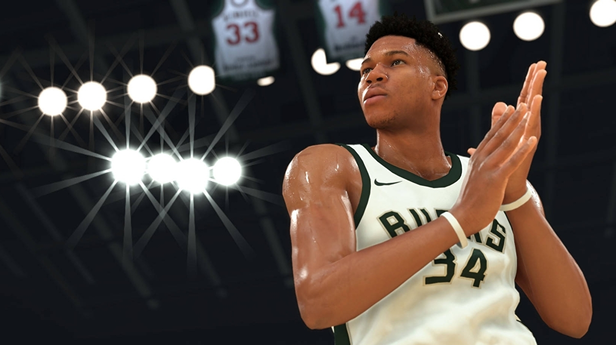 NBA 2K20 is America's best-selling game in 2019 to date