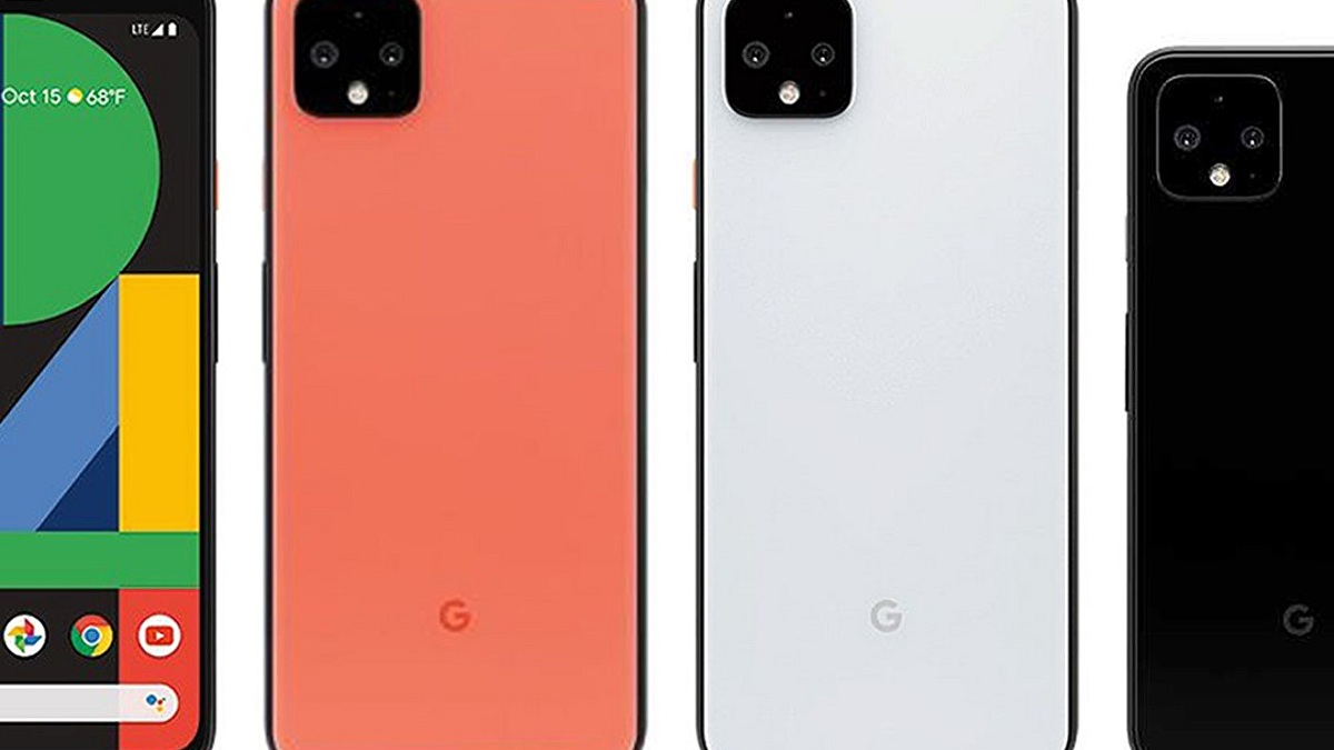 You can get a free Chromebook with the new Google Pixel 4