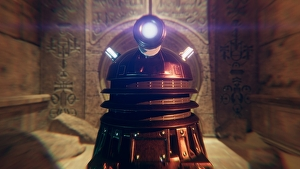 Doctor Who: The Edge of Time, il gioco VR di Maze Theory, ha