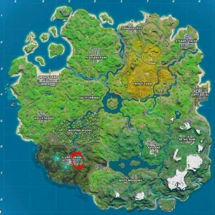 encontre_letra_R_fortnite_mapa
