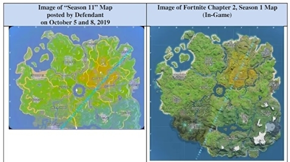 Epic sues Fortnite tester for leaking Chapter Two map, swimming and more