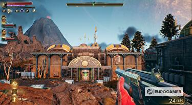 The Outer Worlds The Frightened Engineer Mission Engineering Volume Locations Including The Geothermal Plant Explained Eurogamer Net A guide on the frightened engineer side quest in the outer worlds. the outer worlds the frightened