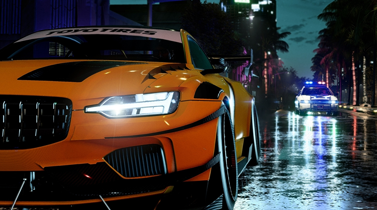 Need for Speed Heat review - a slight return to form for the series