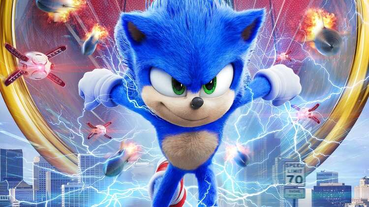Sonic The Hedgehog Movie Reveals Less Awful Design Eurogamer Net