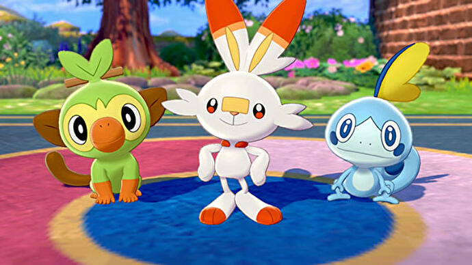 Pokemon_Sword_Starter_Pokemon