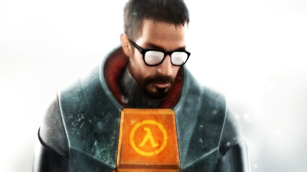 A new Half-Life would have to be VR