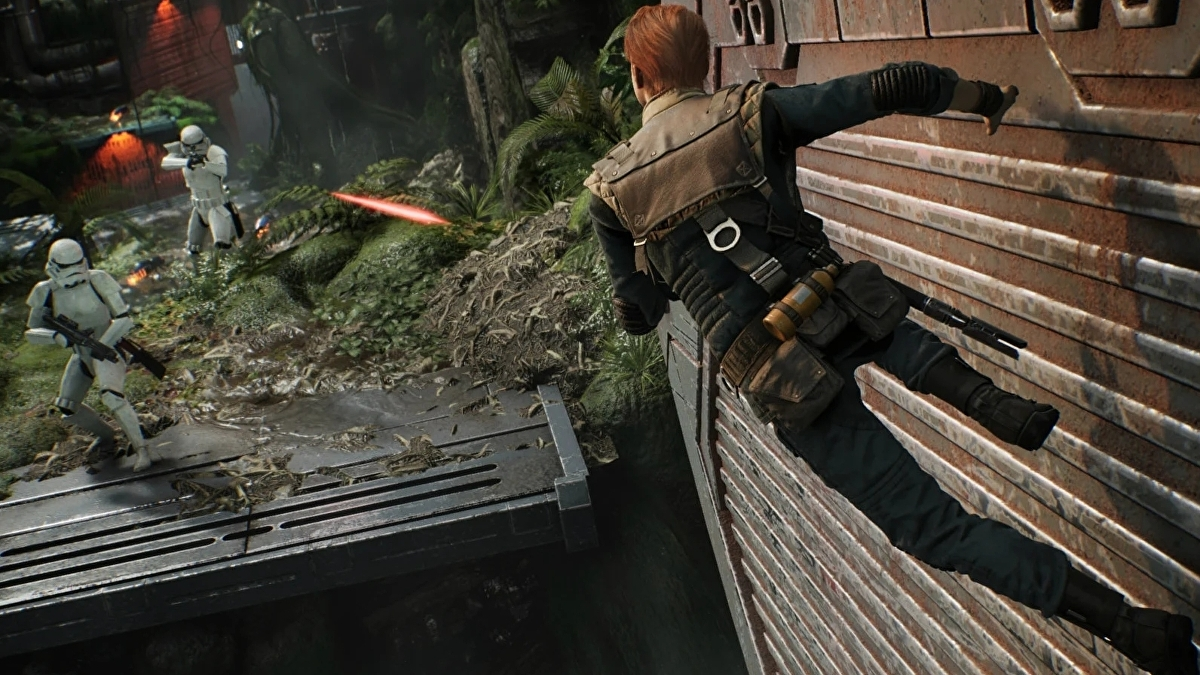 star wars jedi fallen order players are leaping into a game breaking bug 1574250026686