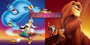 Disney Classic Games: Aladdin And The Lion King   recensione