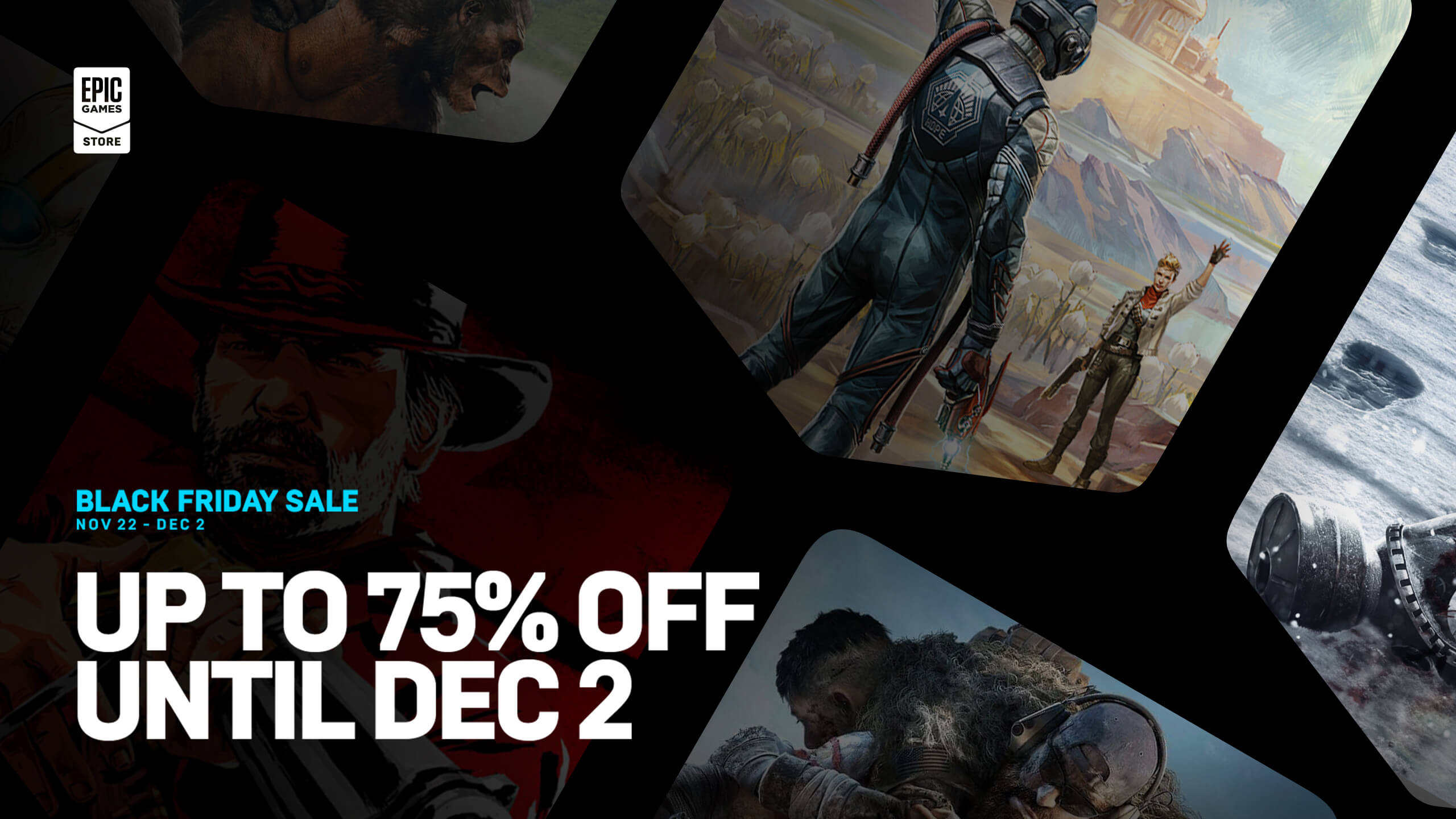 Black Friday Cyber Monday Deal: Get Red Dead Redemption 2 ...