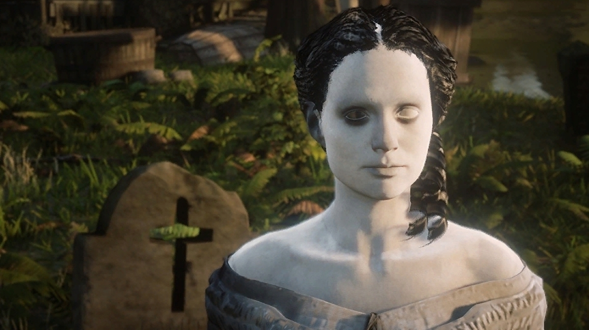 Red Dead Redemption 2 mods let you view vanishing ghost up close