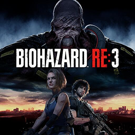 Resident Evil 3 Remake art has been spotted on PSN