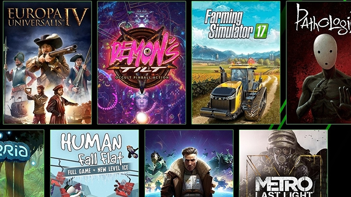 There's a bumper crop of titles coming to Xbox One and PC Game Pass this month