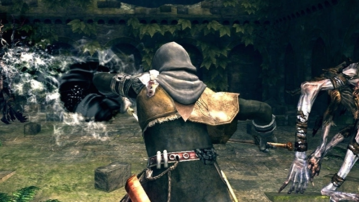 Tough Love: On Dark Souls' Difficulty