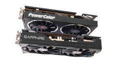 A look around the Sapphire Pulse 4GB and PowerColor Red Dragon 8GB versions of the AMD Radeon RX 5500 XT.