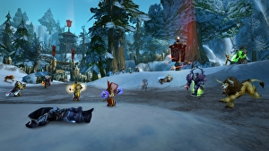 World of Warcraft Classic: disponibili da ora i campi di bat