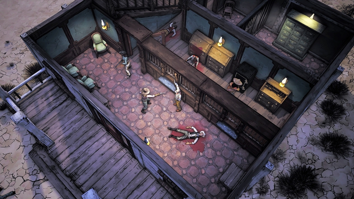 Weird West is a gun-slinging fantasy action-RPG from former Dishonored, Prey devs