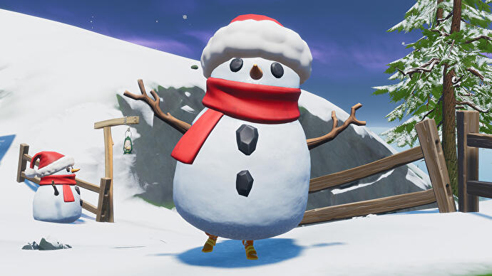 Fortnite_Winterfest_In_Schneemann_verstecken