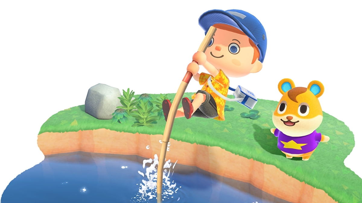 Nintendo shows off Animal Crossing: New Horizon's customisation options in these latest images