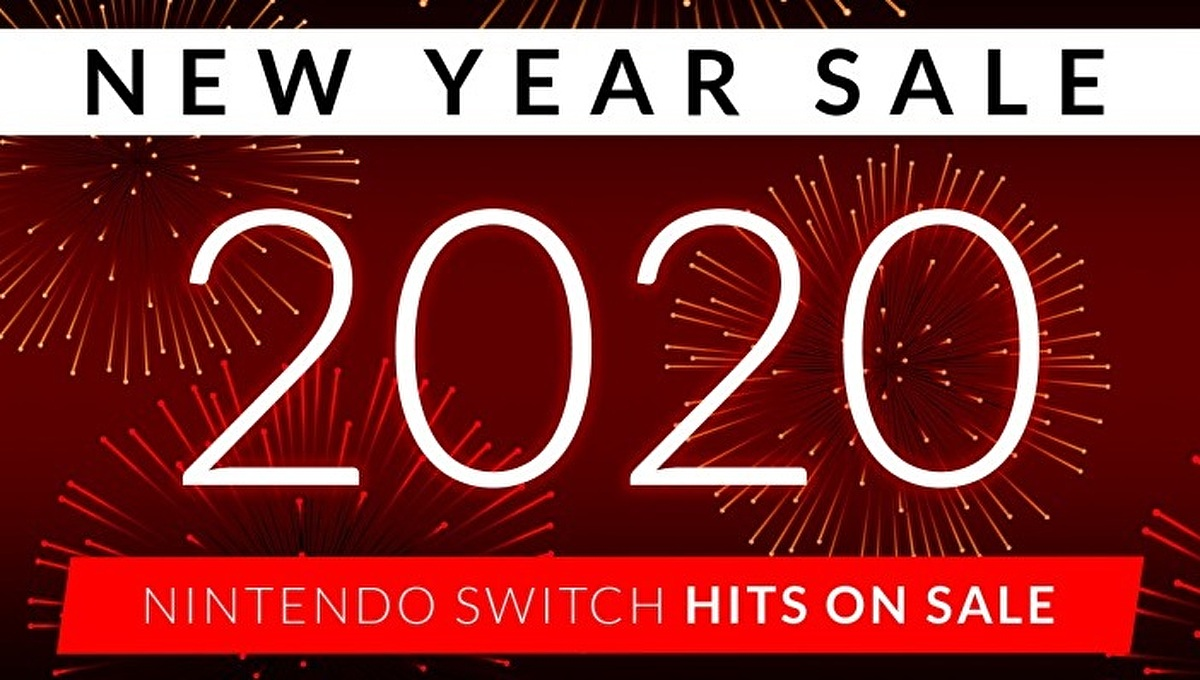 Nintendo eShop: New Year Sale takes up to 40% off Mario, Yoshi, Splatoon and more