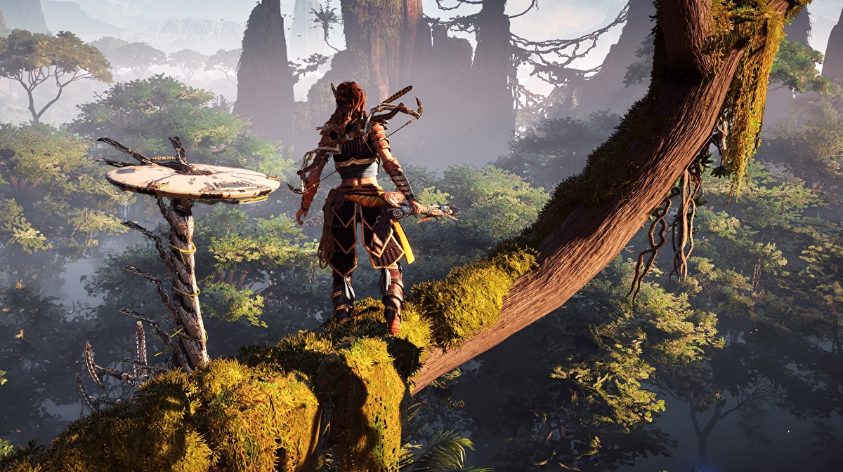Horizon Zero Dawn is reportedly coming to PC later this year