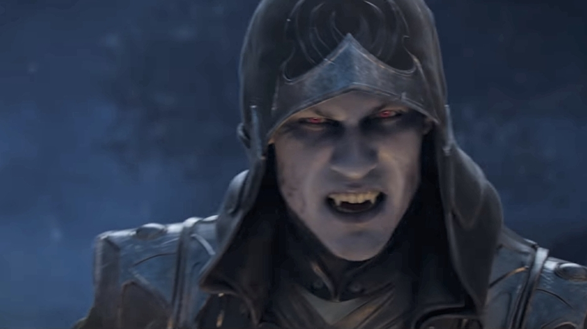 Skyrim's going full Dracula in the next Elder Scrolls Online Chapter