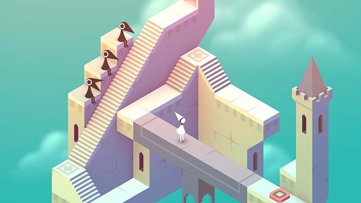 To play Monument Valley is to marvel at how it works