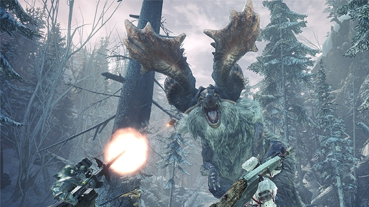 Capcom will align content updates for PC and console players of Monster Hunter World