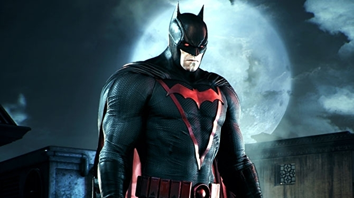 Five years later, Batman: Arkham Knight is getting another DLC skin