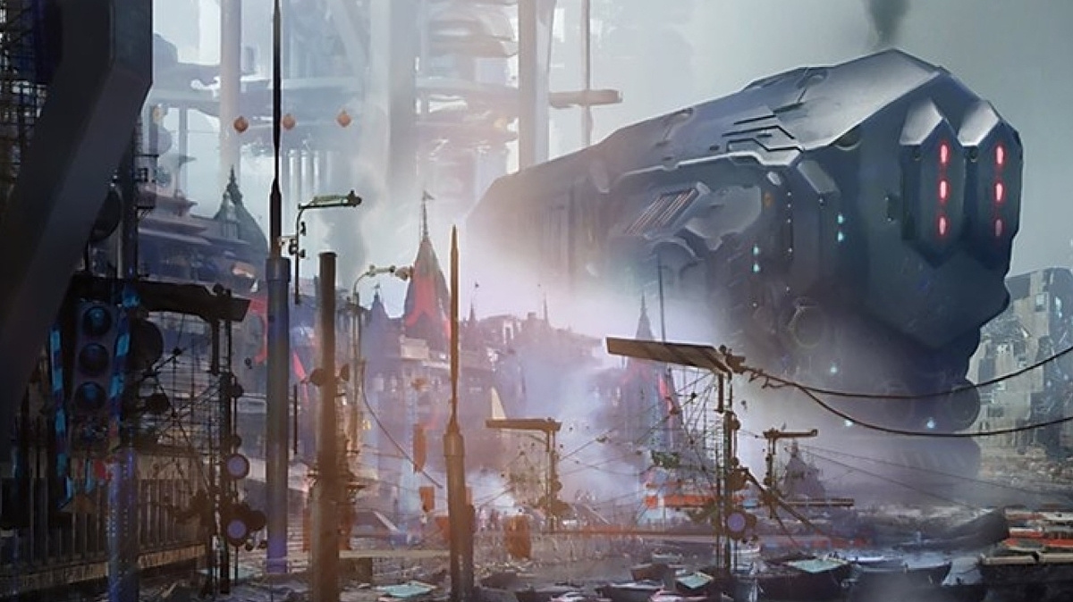 Ex-BioWare vets working on story-driven sci-fi game at new Wizards of the Coast studio