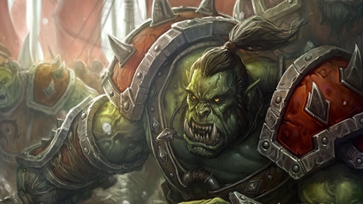It's not easy being green: a brief history of orcs in video games