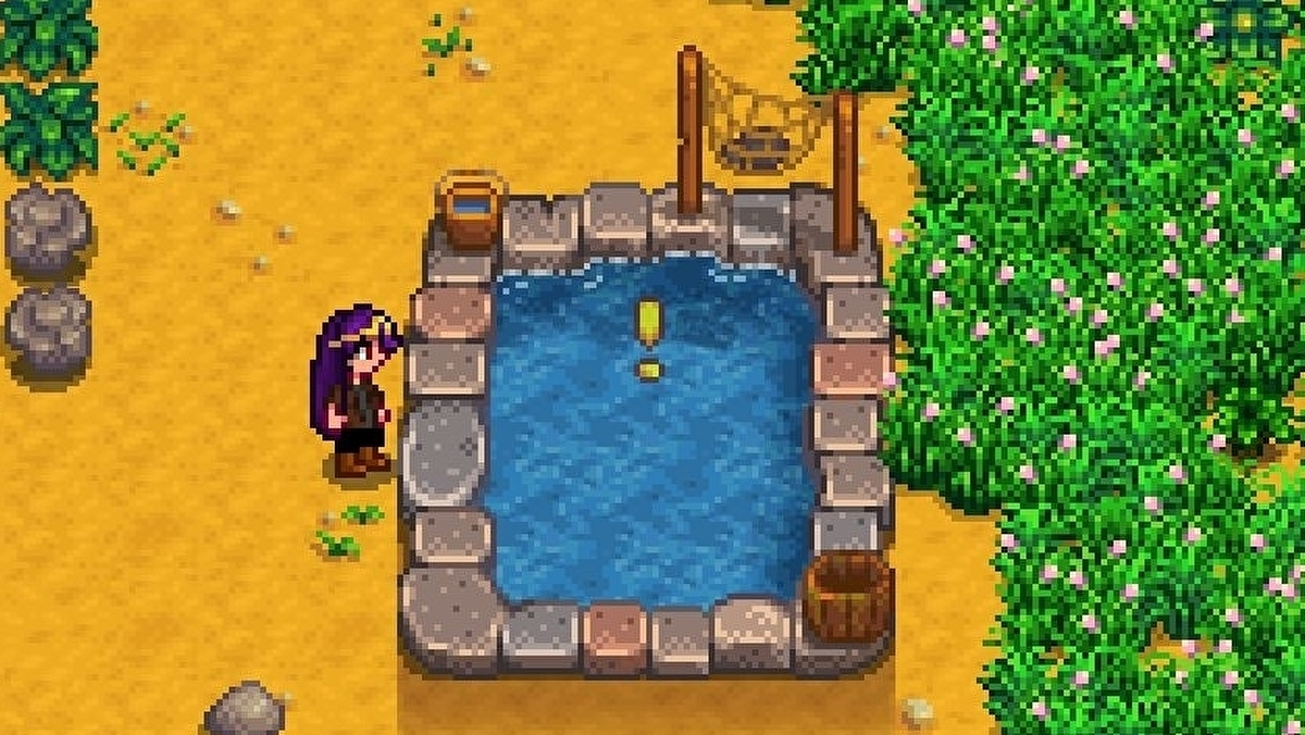 Stardew Valley Ponds Best Products And Best Fish For Ponds And Pond Capacity Quests Explained Eurogamer Net