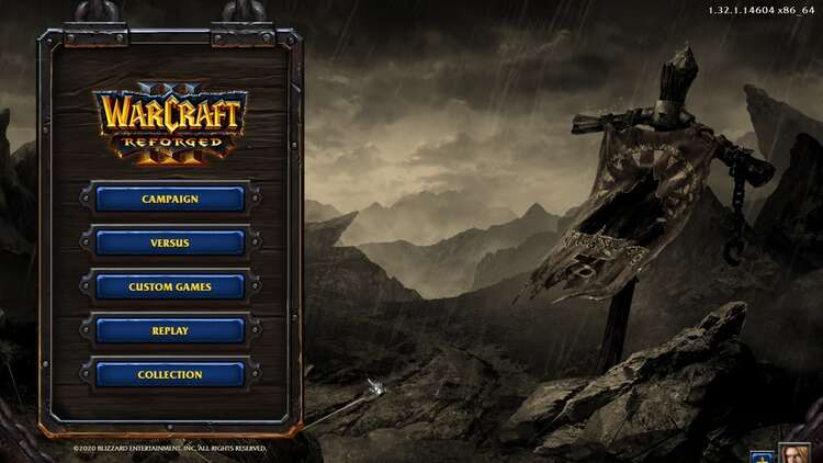 Blizzard Begins Warcraft 3 Reforged S Road To Recovery With 2gb