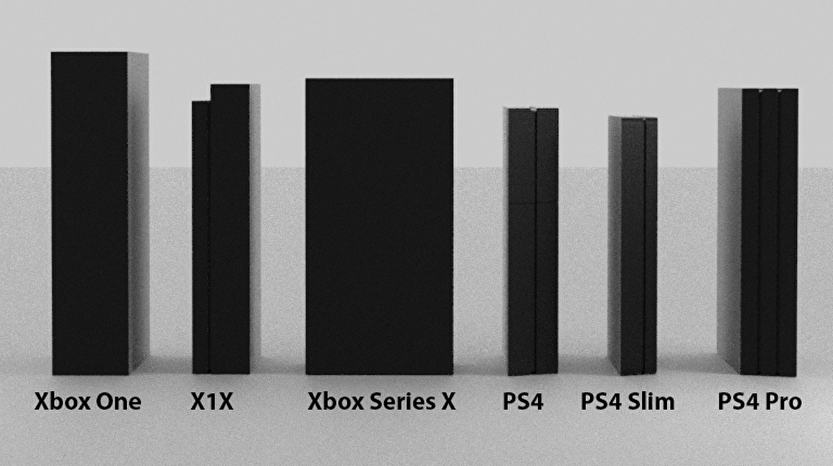 Xbox Series X Console Design Including Ports Size And Dimensions Explained Eurogamer Net