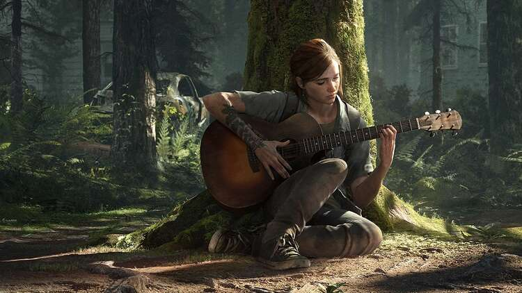 Here's a free The Last of Us: Part 2 PlayStation theme • Eurogamer.net