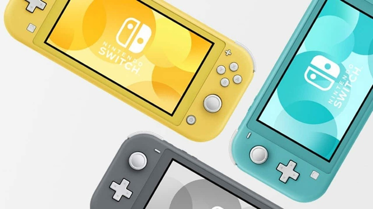 Nintendo Switch Lite just got its biggest discount since Black Friday