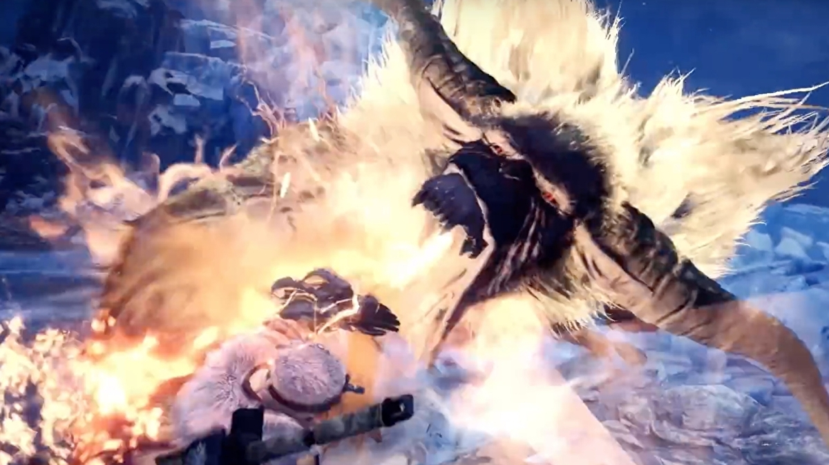 Monster Hunter World: Iceborne is adding extra-angry versions of Rajang and Brachydios