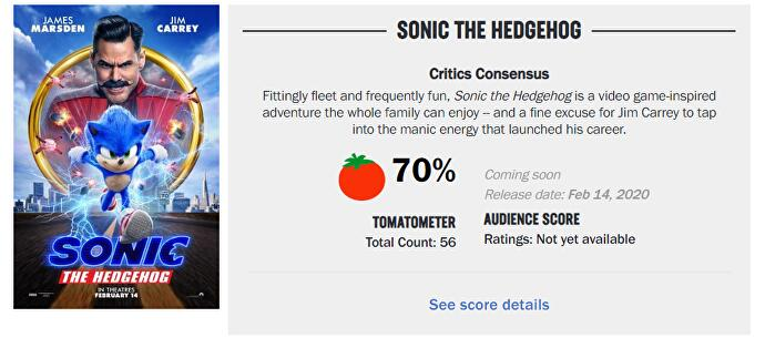 sonic_the_hedgehog_rotten_tomatoes