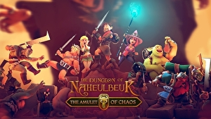 The Dungeon of Naheulbeuk: The Amulet of Chaos è un RPG stra