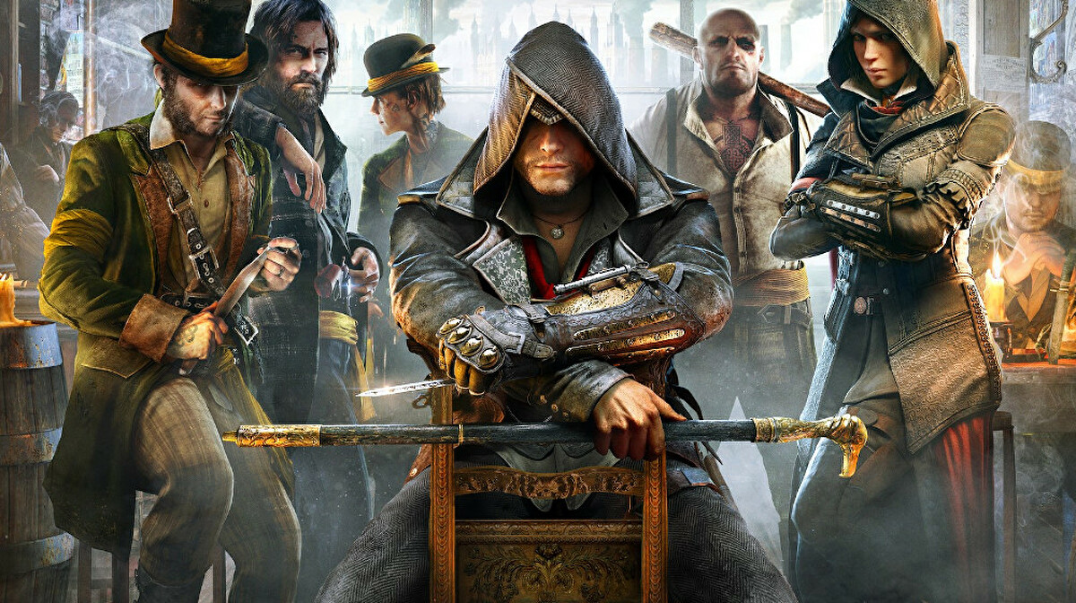 Assassin's Creed Syndicate za darmo w Epic Games Store • Eurogamer.pl