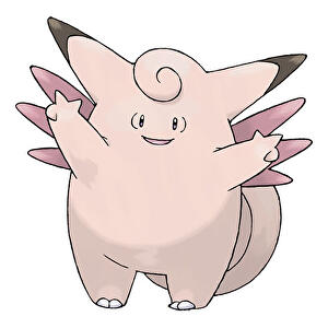 Pokemon_Clefable