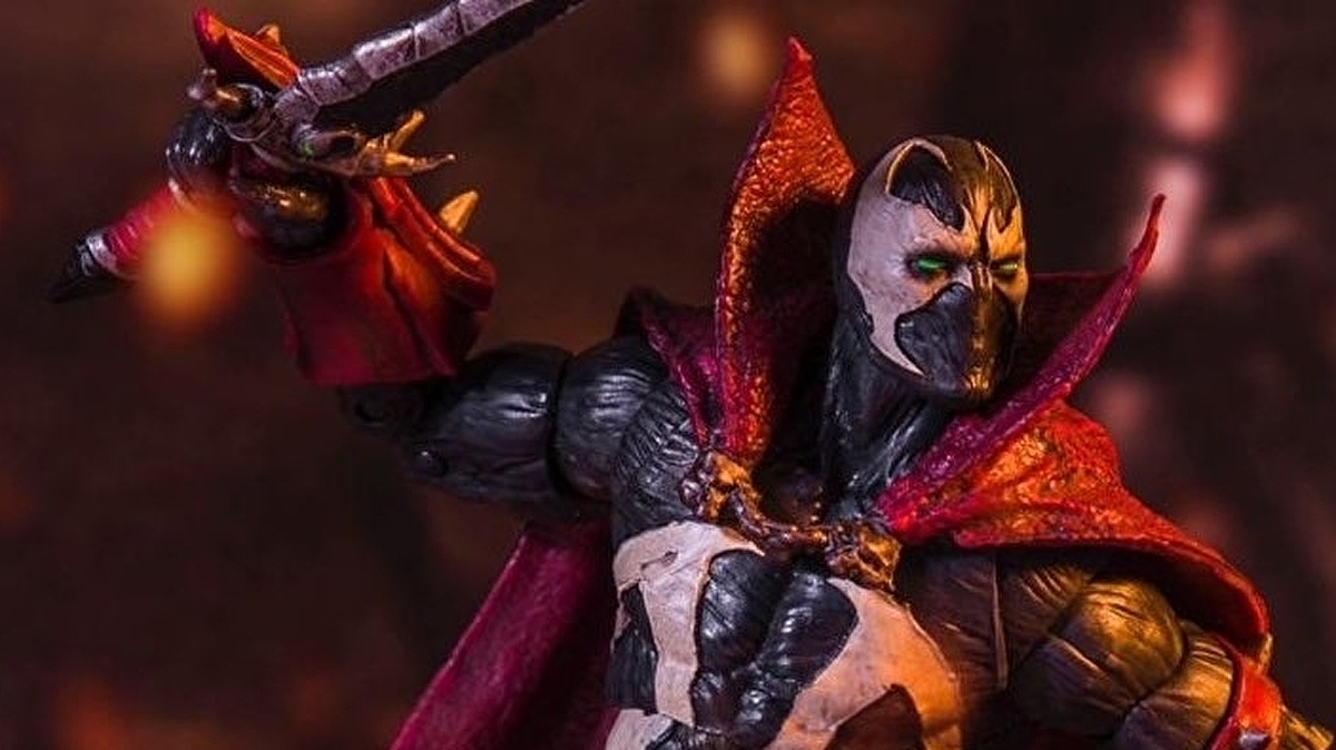 Spawn is the next addition to Mortal Kombat 11