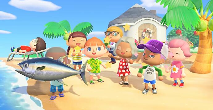 Animal Crossing online multiplayer: How to add friends by visiting