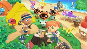 Animal Crossing: New Horizons e la tranquilla vita sull
