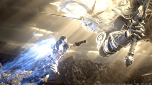 The Creation of Final Fantasy XIV: Shadowbringers, ecco il p