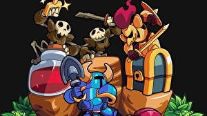 Shovel Knight Pocket Dungeon è il nuovo ' puzzle adventure game'  di Yacht Club Games