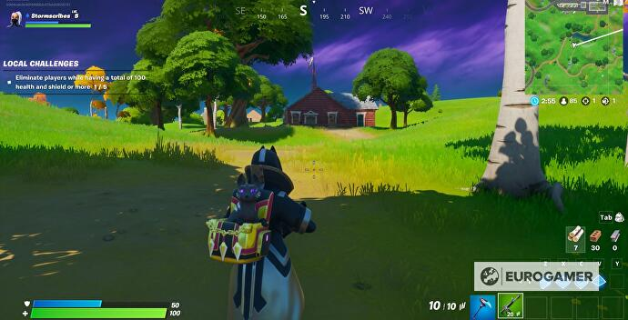 Fortnite Shadow Safe House locations explained • Eurogamer.net