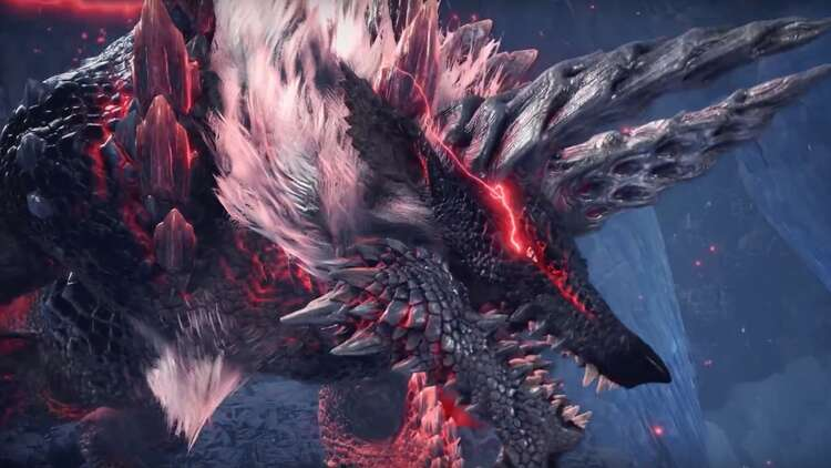 Monster Hunter World Iceborne Adding Stygian Zinogre Safi Jiiva