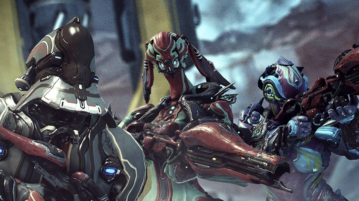 Warframe's big quality-of-life-focussed Revised update out now on PS4 and Xbox One